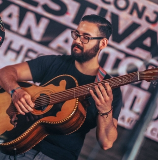 Aaron Salinas - bajo - TCF 2018